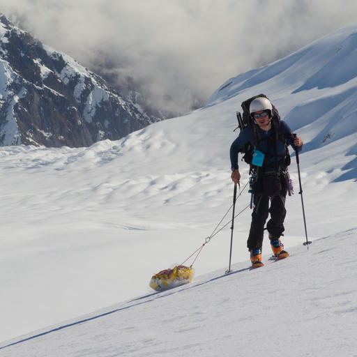 Ski Mountaineering in New Zealand