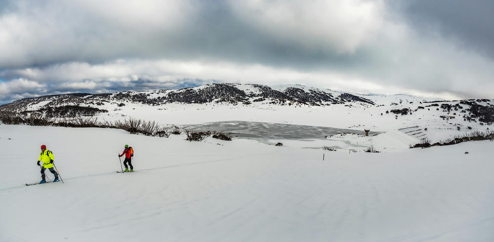 Skiing on Saturday afternoon (Photo: Guillaume Stanguennec)