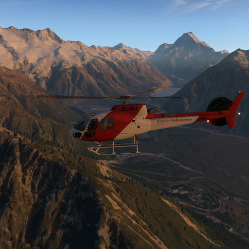 NZ Ortho4XP Scenery Creation